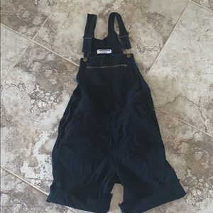 Overall American Apparel Shorts